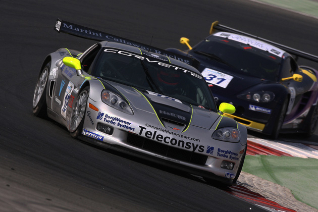 Corvette Wins GT3 Team Title
