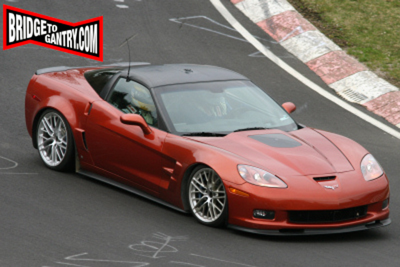 ZR1 Visits Germany