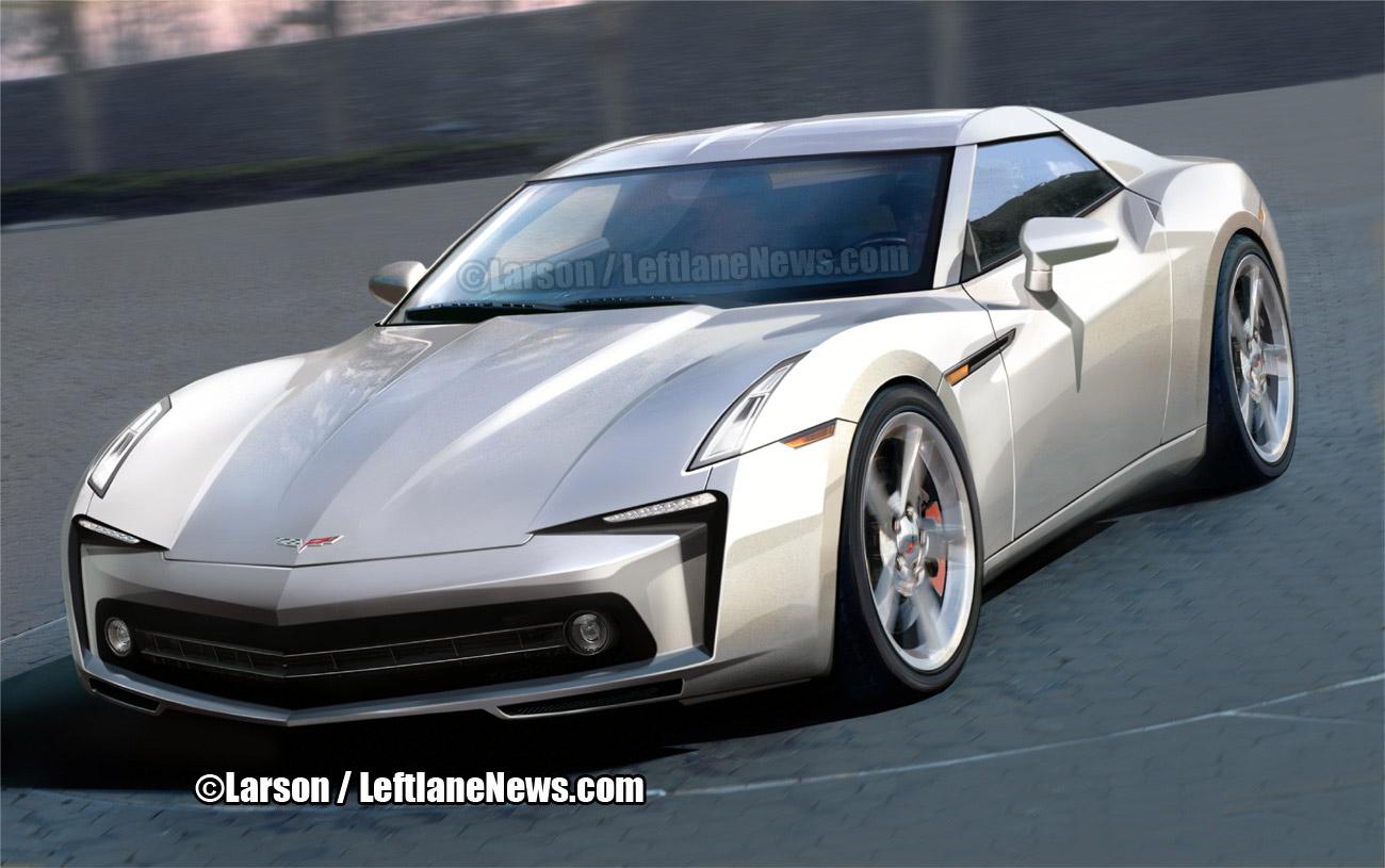 C7 Concept or rampant speculation  Off Topic  Arizona Corvette
