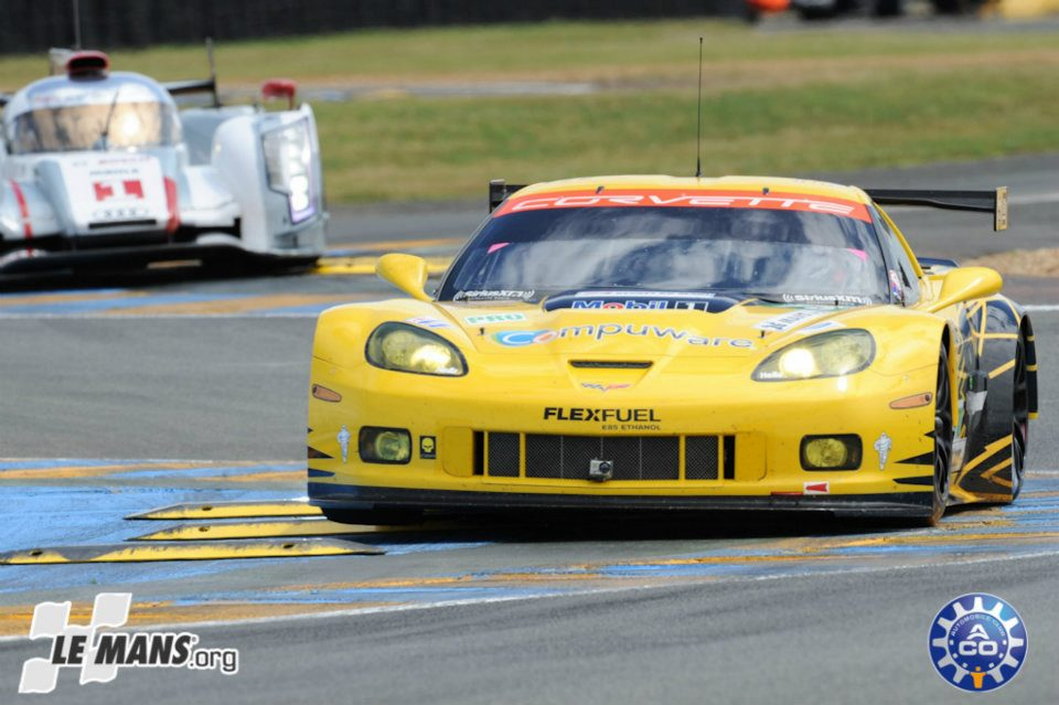 2012 Le Mans - Test Day Results