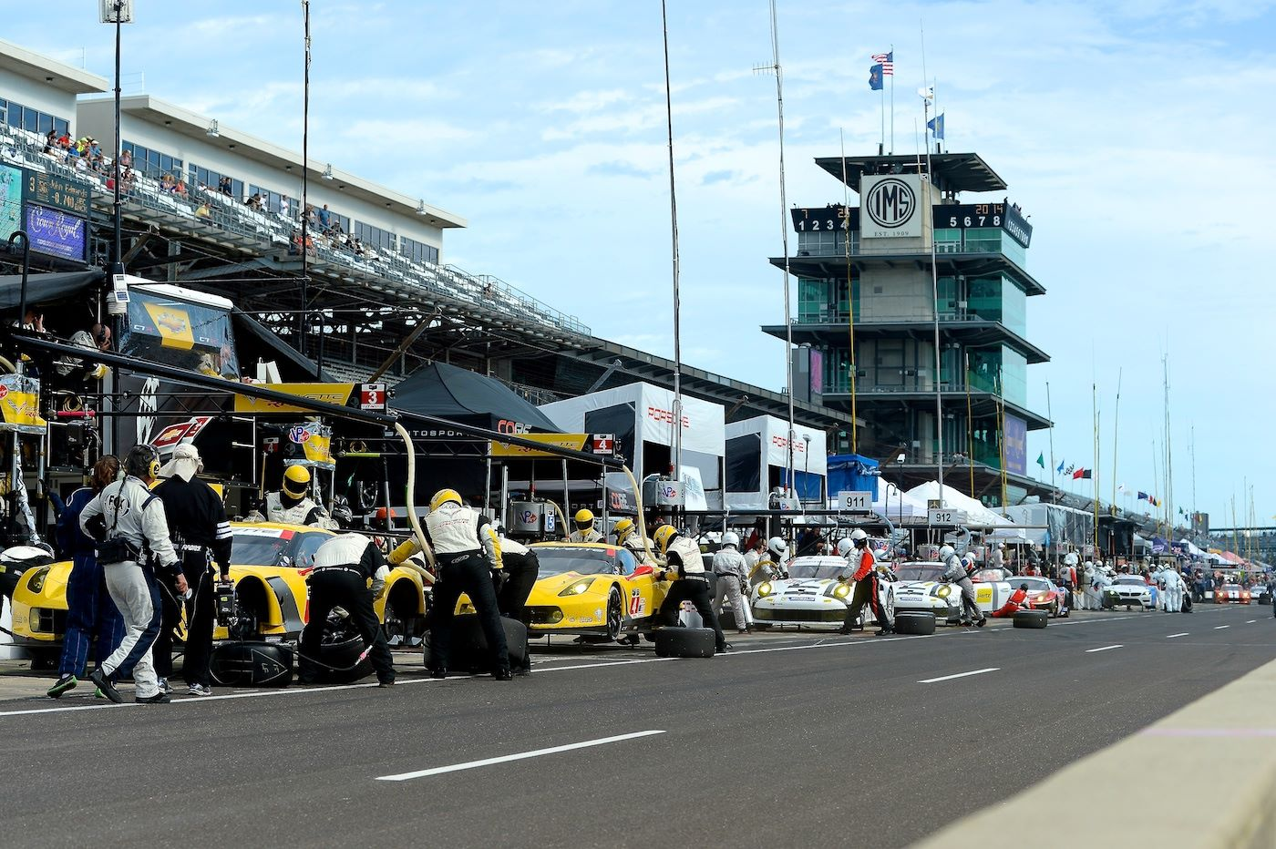 2014 Indy: Results