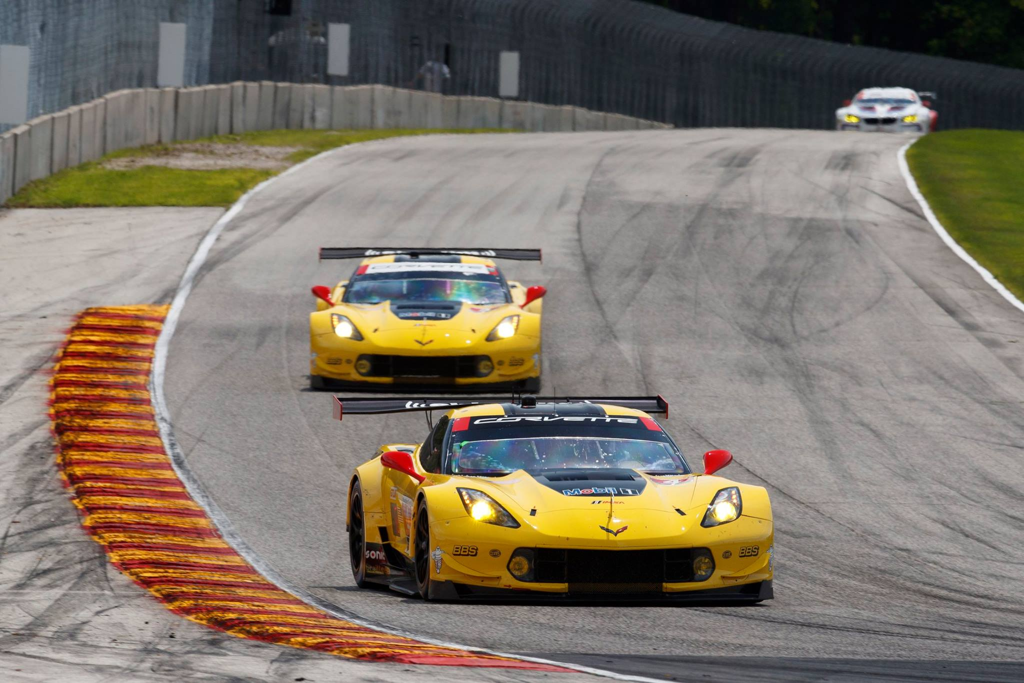 2017 Road America: Results