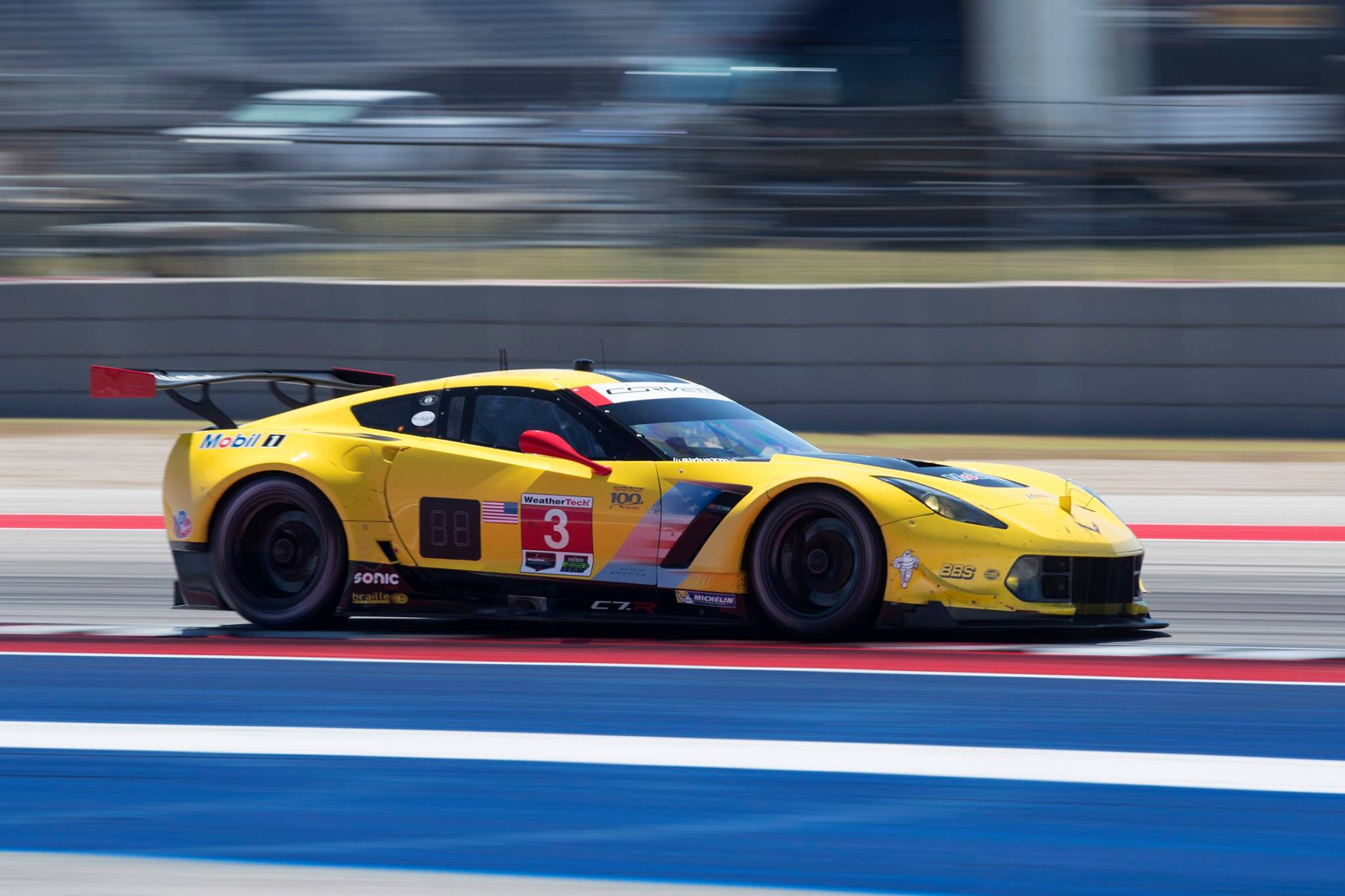 2017 COTA: Results
