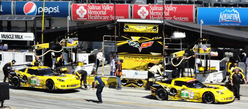 Relive the 2012 ALMS Season