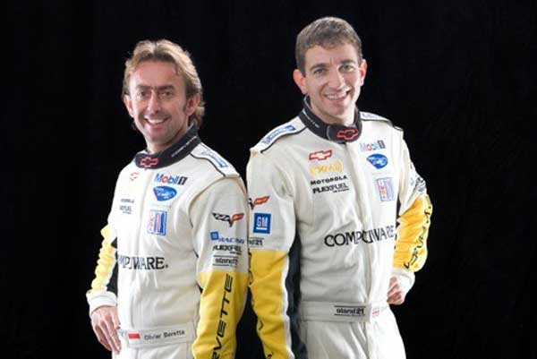 BTW - Gavin, Beretta Are GT1 Champs!