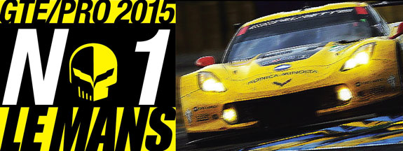 2015 Le Mans Class Victory for 64