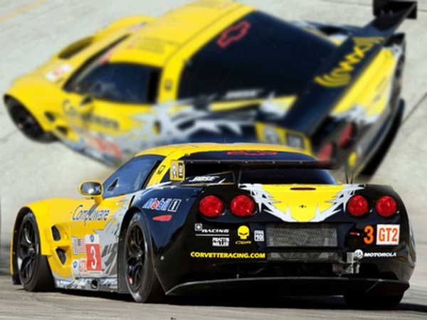 Road AmeriCAN For Corvette