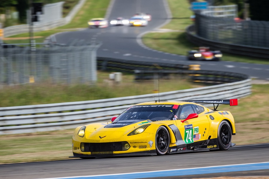 2014 WEC: Corvette To Race At COTA