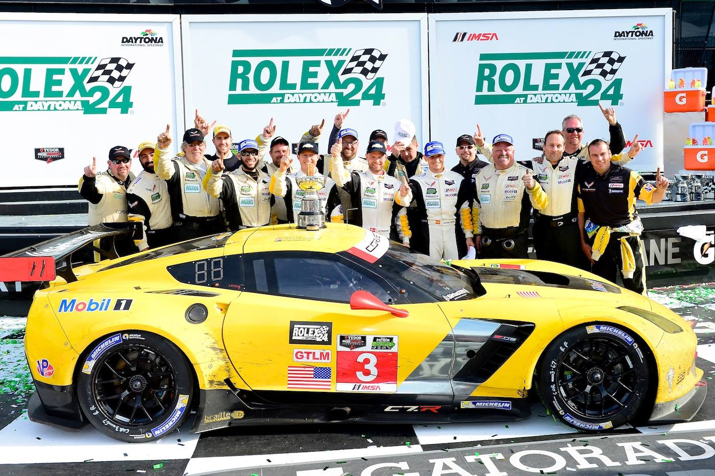2015 Rolex 24hr at Daytona: Results
